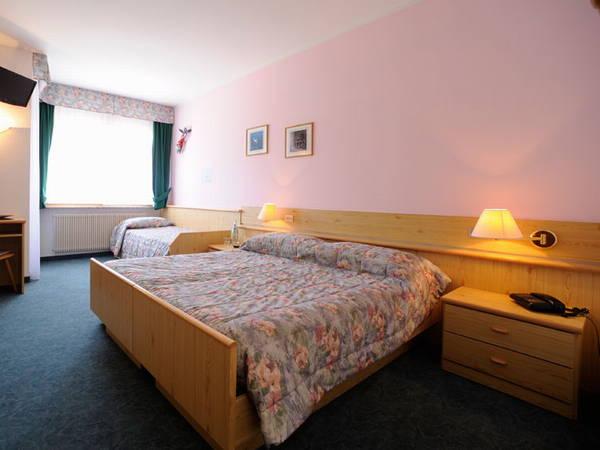 Foto vom Zimmer Alpine Touring Hotel