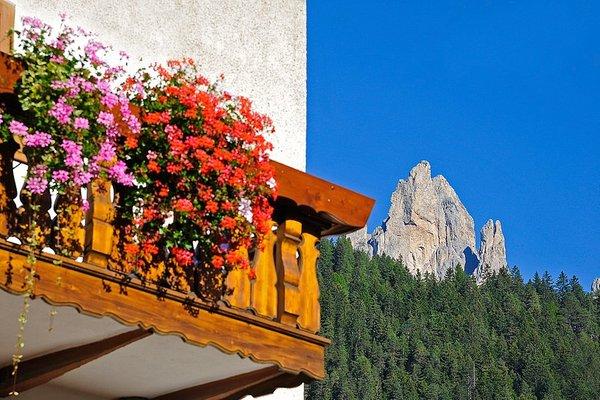 Foto del balcone Aida
