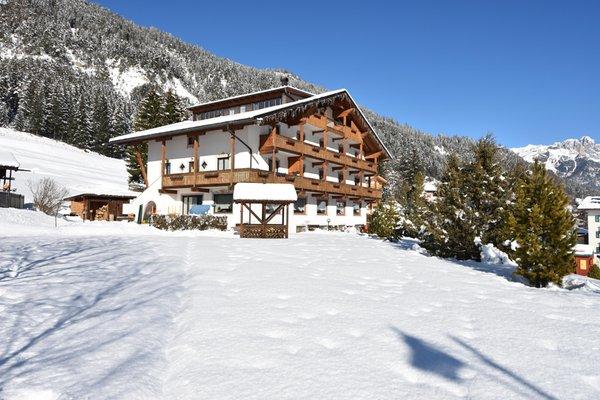 Foto invernale di presentazione Villa Gemmy - Hotel 3 stelle