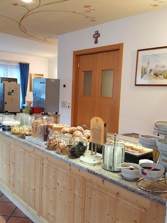 La colazione Villa Gemmy - Hotel 3 stelle