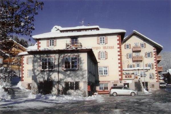 Foto invernale di presentazione Rizzi - Albergo 1 stella