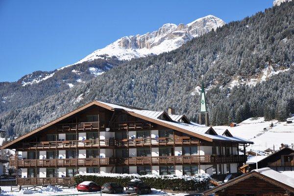 Foto invernale di presentazione Anda - Garni + Residence 4 stelle