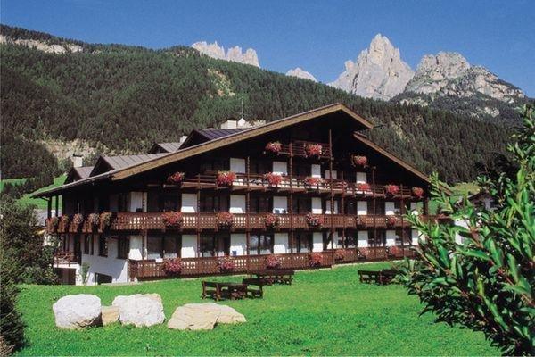 Foto estiva di presentazione Anda - Garni + Residence 4 stelle