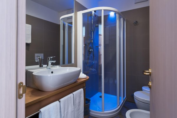 Photo of the bathroom Andes Hotel Family & Wellness