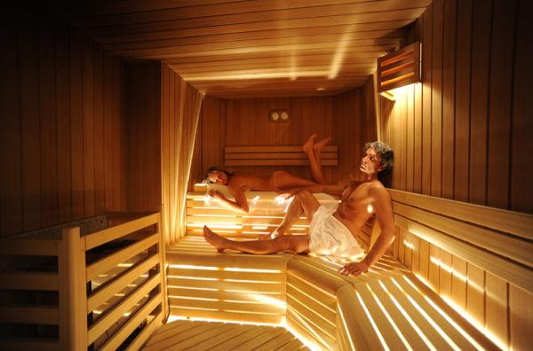 Foto della sauna Vigo di Fassa