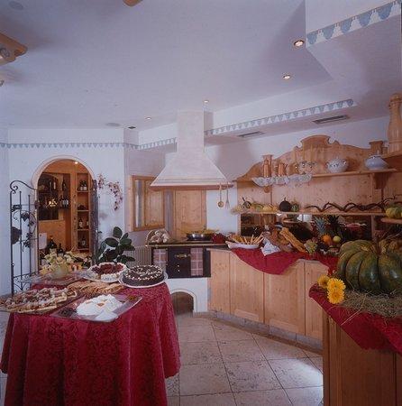 Il ristorante Vigo di Fassa Nature & Wellness Hotel Renato