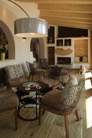 Le parti comuni Nature & Wellness Hotel Renato