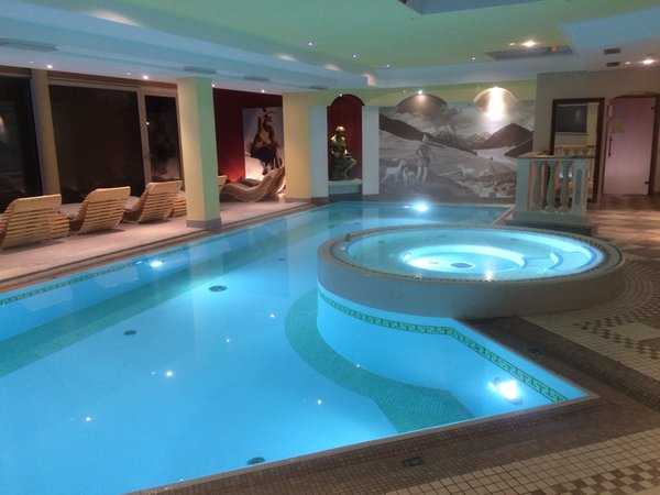 La piscina Nature & Wellness Hotel Renato