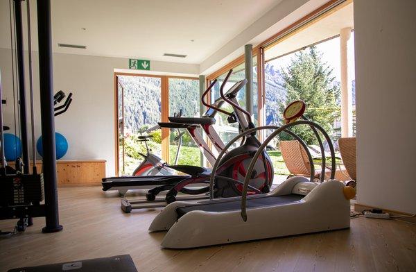 Foto della zona fitness Nature & Wellness Hotel Renato