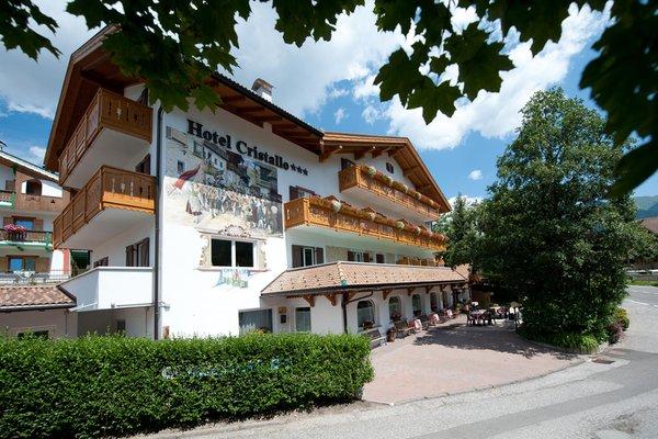 Foto estiva di presentazione Cristallo - Hotel 3 stelle
