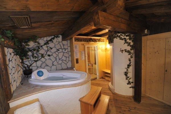 Foto del wellness Hotel Cristallo