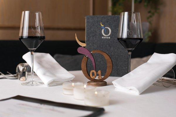 Il ristorante Vigo di Fassa Active Hotel Olympic
