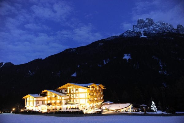 Foto invernale di presentazione Active Hotel Olympic - Hotel 4 stelle sup.