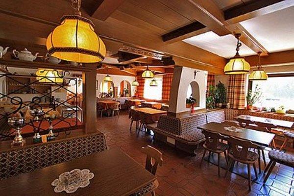 Il ristorante Vigo di Fassa San Giovanni