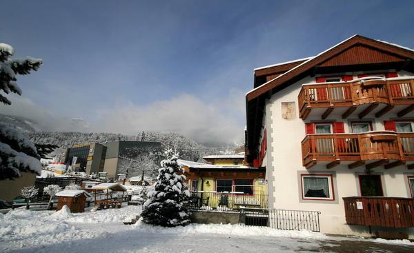 Foto Außenansicht im Winter Vigo