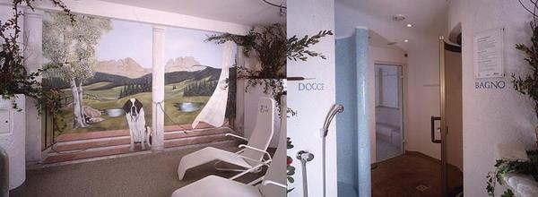 Foto vom Wellness-Bereich Hotel Vigo