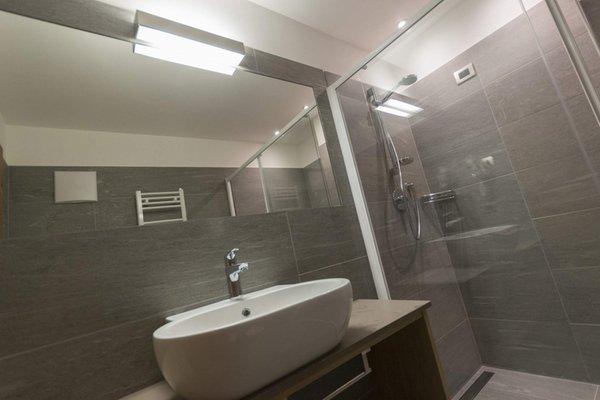 Foto del bagno Hotel Belvedere