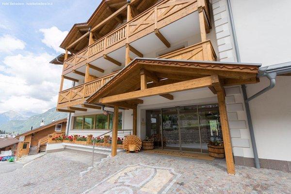 Foto estiva di presentazione Belvedere - Hotel 3 stelle