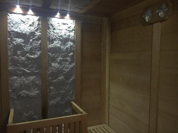 Photo of the sauna Vigo di Fassa