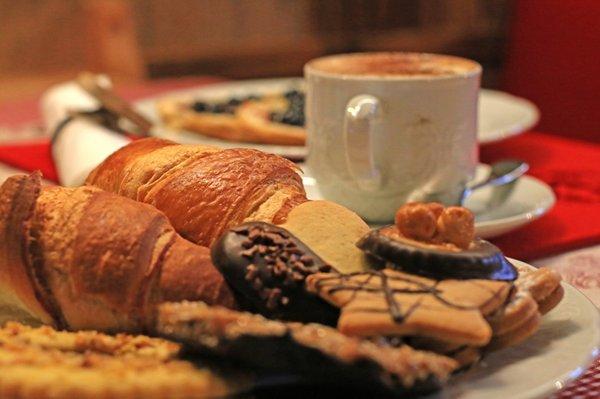 La colazione Ladin - Garni (B&B) 4 soli