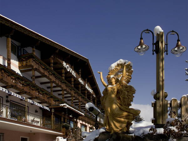 Image of the exteriors Hotel Des Alpes