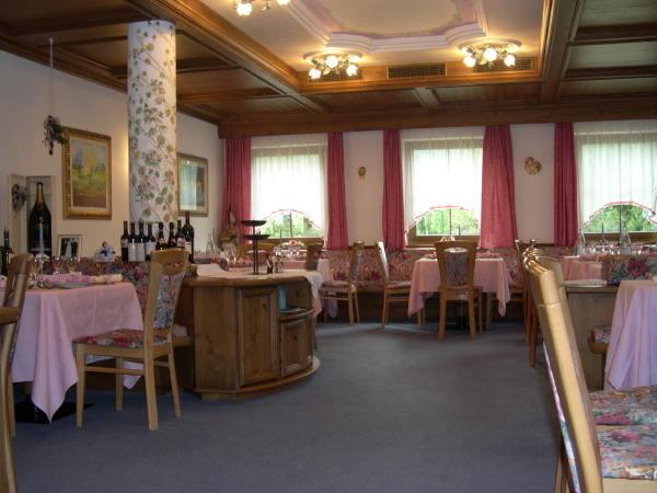 The restaurant Soraga Des Alpes