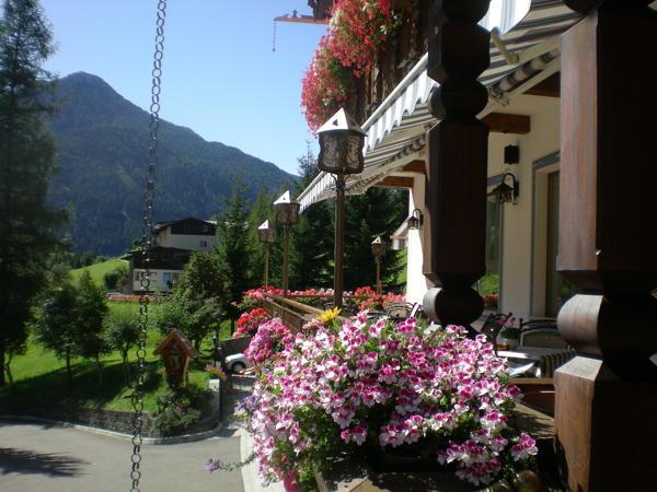 Image of the terrace Soraga Des Alpes