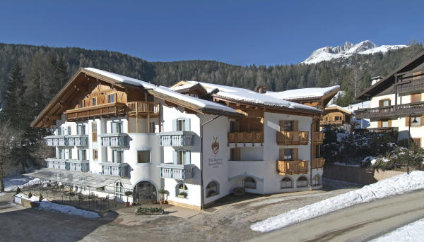 Foto esterno in inverno La Madonnina Resort and Wellness