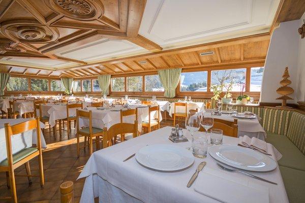 The restaurant Soraga Miravalle