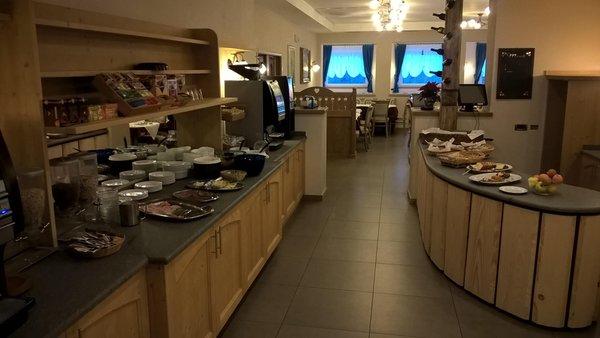 La colazione Park Hotel Avisio - Albergo 4 stelle