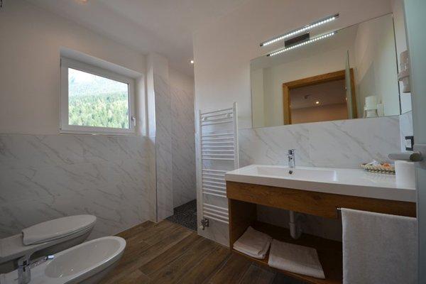 Foto del bagno Albergo Park Hotel Avisio