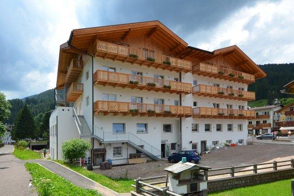 Foto estiva di presentazione Park Hotel Avisio - Albergo 4 stelle
