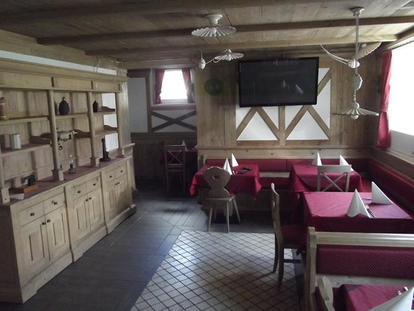Il ristorante Soraga Park Hotel Avisio