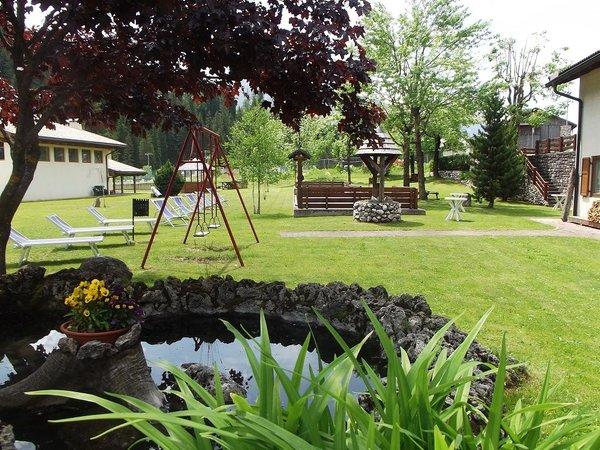 Foto del giardino Soraga