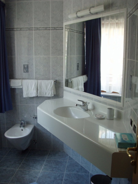 Photo of the bathroom B&B (Garni) Haus Tyrol