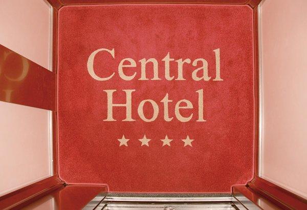 Logo Central Hotel