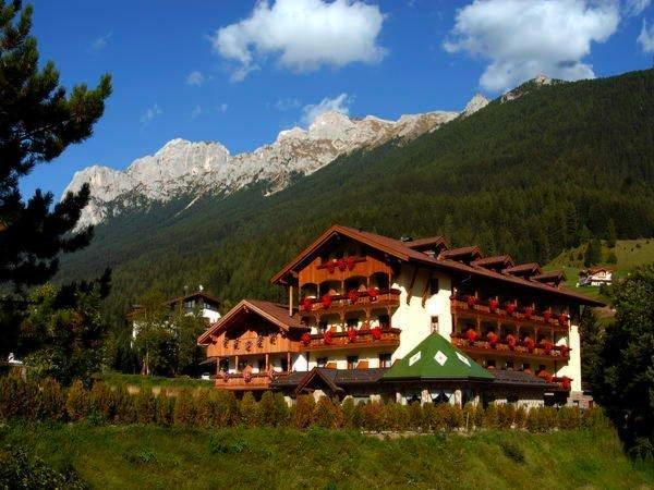 Foto estiva di presentazione Dolce Casa Family Hotel & SPA