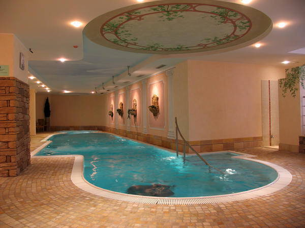 Dolce casa family hotel spa moena val di fassa - Hotel moena piscina ...