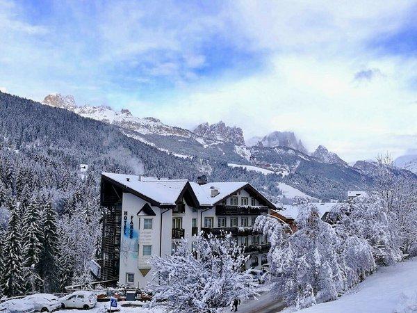 Winter presentation photo Hotel Fanes