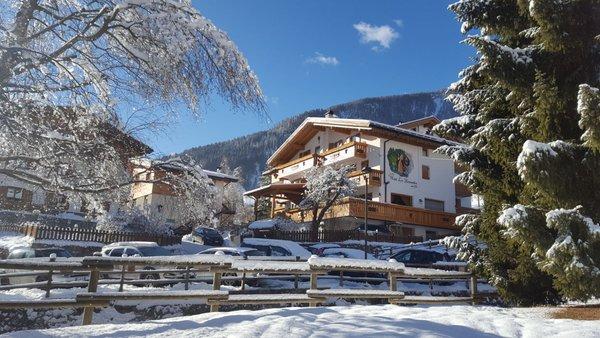 Foto invernale di presentazione La Romantica - Albergo 3 stelle sup.