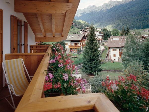 Foto del balcone La Romantica