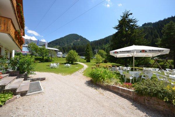 Foto del giardino Moena