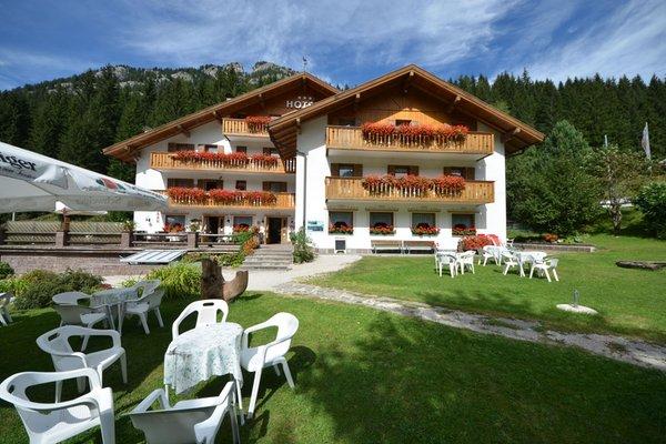 Foto estiva di presentazione Malga Passerella - Hotel 3 stelle