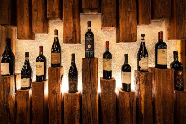 La cantina dei vini Moena Stella