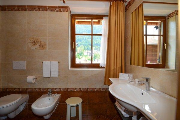 Photo of the bathroom Hotel Stella Alpina