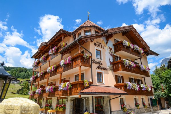 Summer presentation photo Hotel Stella Alpina