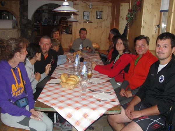 Il ristorante Moena Miravalle