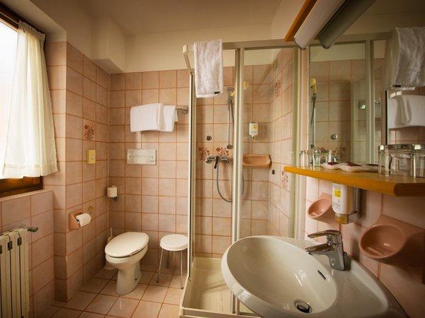 Foto del bagno Hotel Monzoni