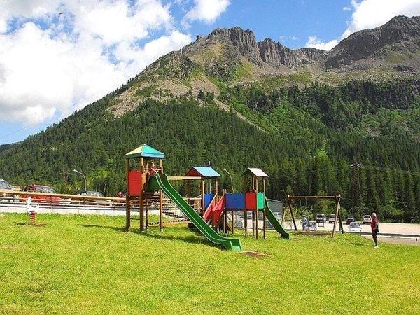 Foto del giardino Passo San Pellegrino