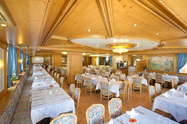 Il ristorante Passo San Pellegrino San Marco